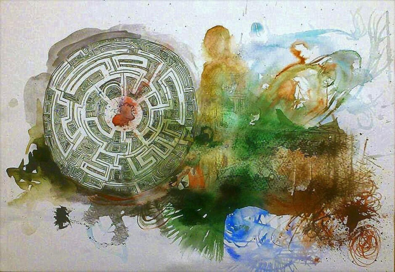 Útvesztő  /  Labyrinth
